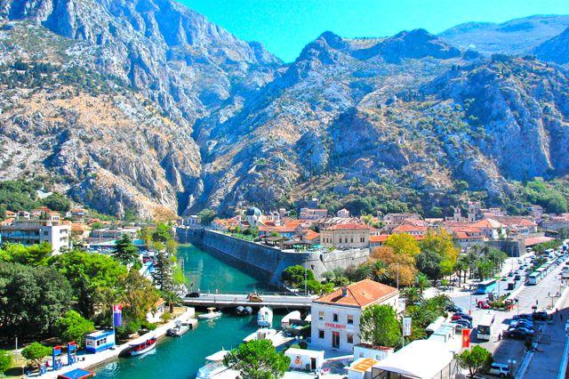 Multi-countries tours Balkan 2019. Kotor trips