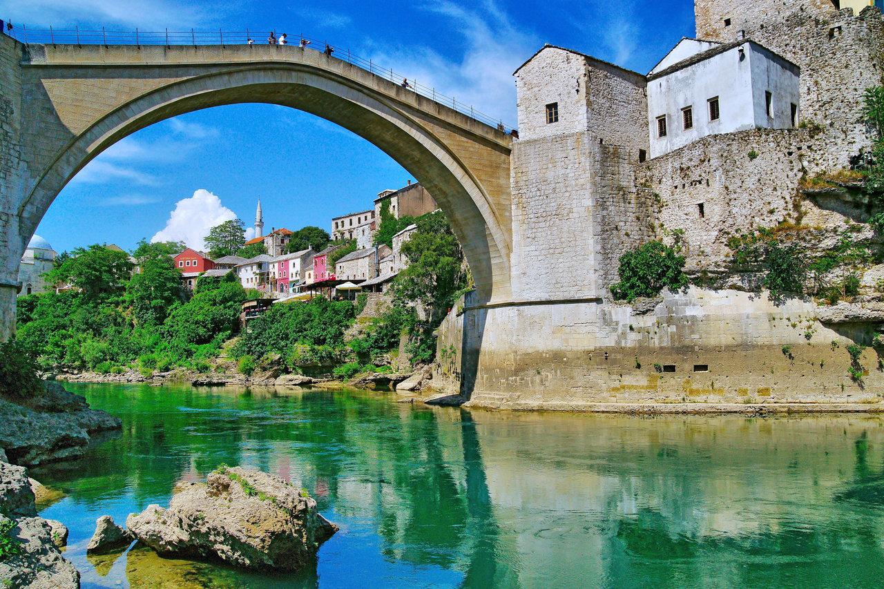 Multi-countries tours 2019. Bosnia and Herzegovina, Mostar trips